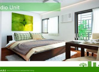 Amandari Studio Unit - Furnished2