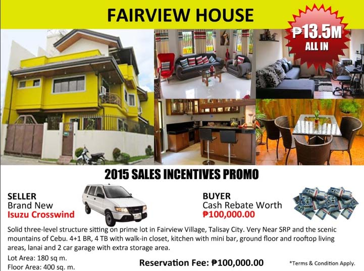 4 bedroom houses for sale - Fairvew House