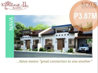 Duplex For Sale - Kamalaya II - Nava