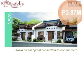 Duplex For Sale - Kamalaya II - Nava