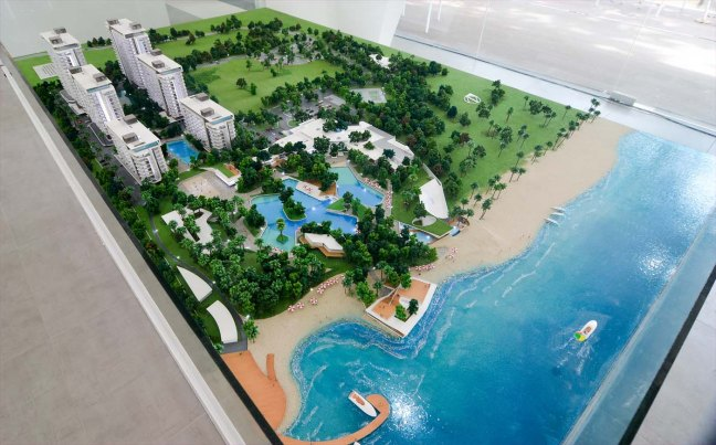 Tower D - Tambuli Seaside Living Condo