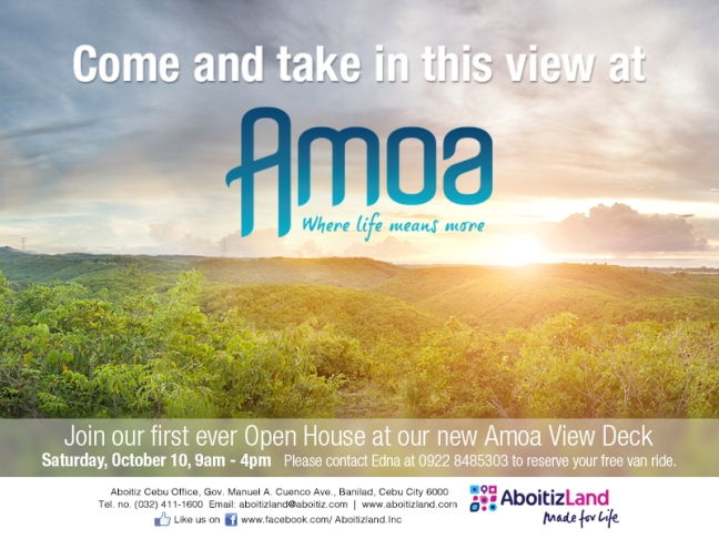 Open House - AMOA