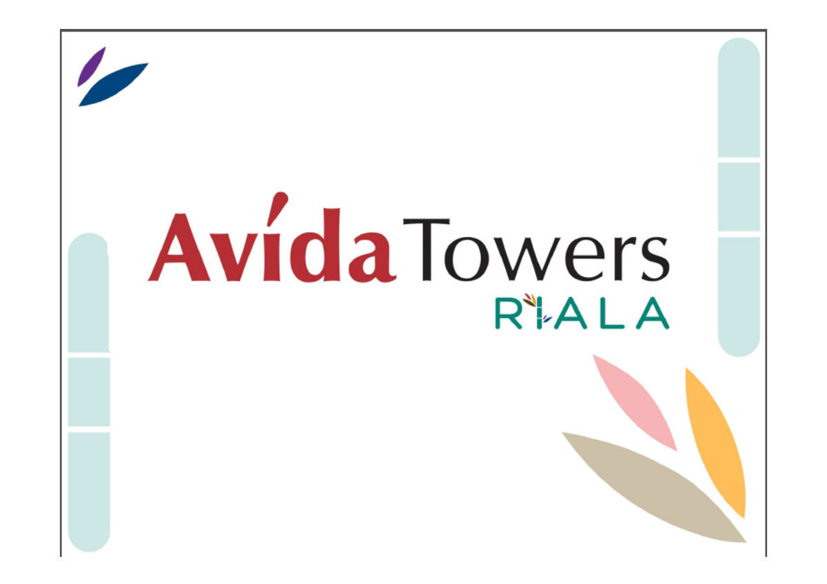 AVIDA TOWERS RIALA PRICE LIST