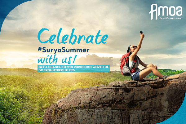 AMOA Surya Summer Poster