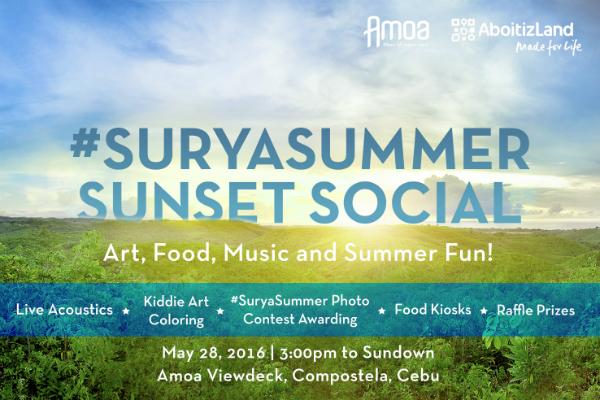 Surya Summer Social E-vite