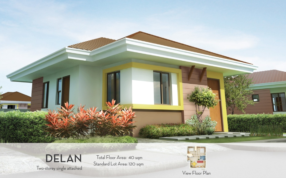AJOYA - DELAN (1-Storey Single Detached)