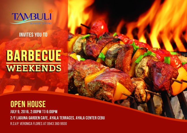Tambuli Seaside Living Barbecue Weekends 2
