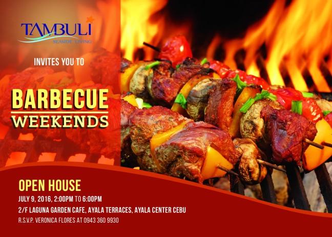 Tambuli Seaside Living Barbecue Weekends 2