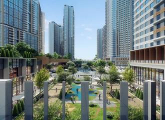 Mandani Bay Suites Penthouses - Green Promenade View