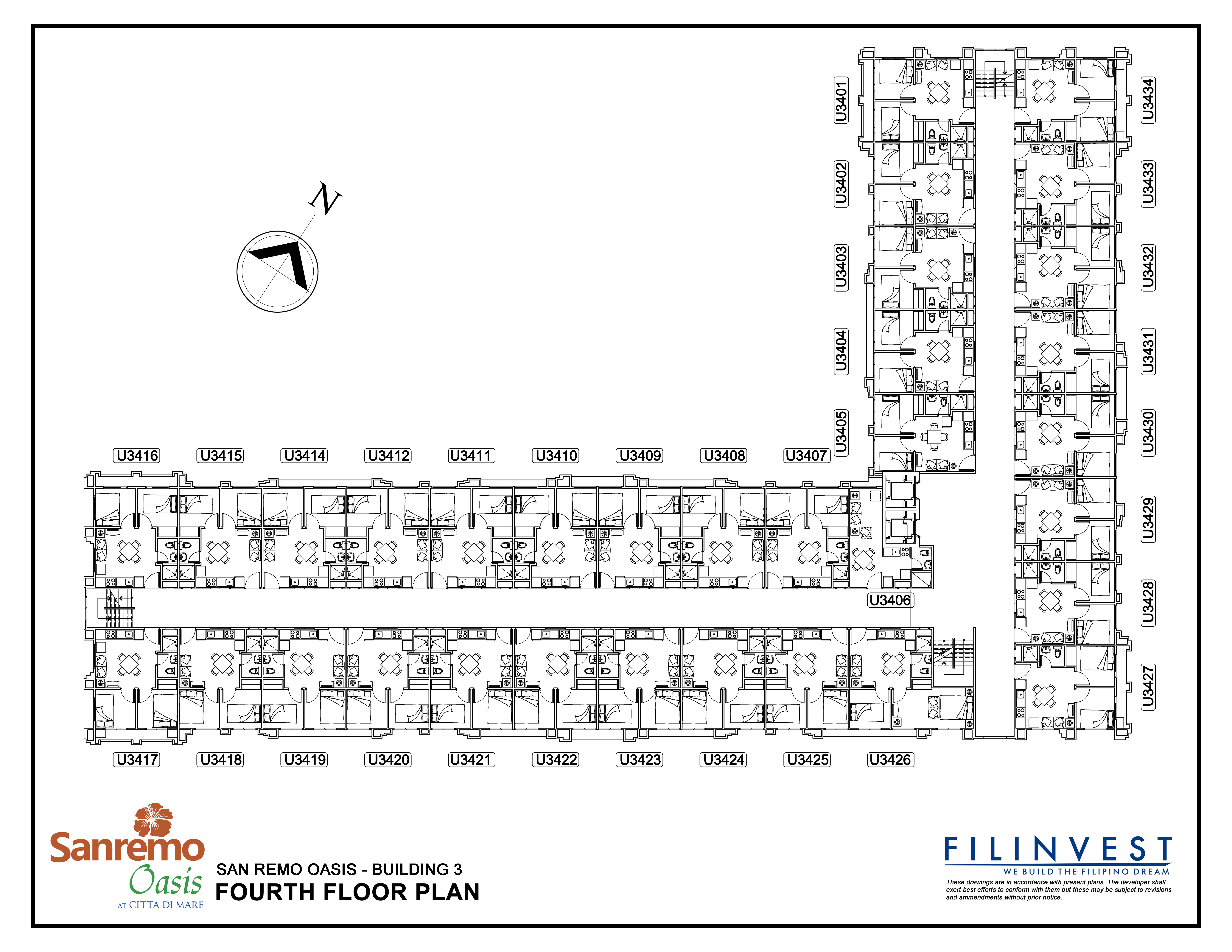 San remo oasis floor plan tower 3 cebu real estate condo right jameslax Images