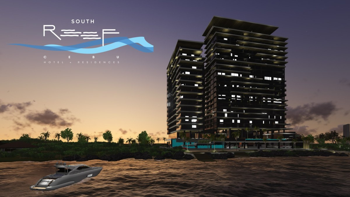 THE REEF RESIDENCES MACTAN and SOUTH REEF FLOOR PLAN