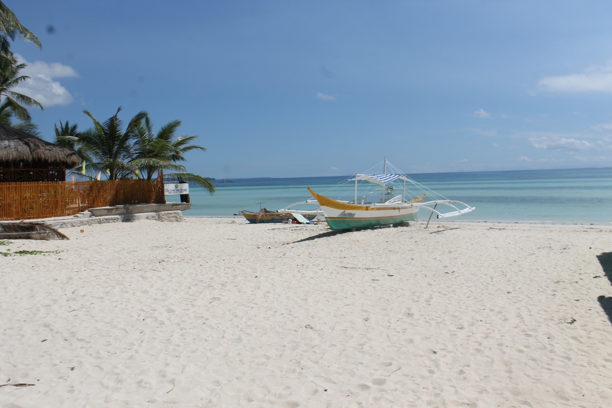 Port Scenes at Bantayan Island
