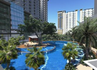 Grand Residences Cebu in Banilad, Cebu Philippines -big pool