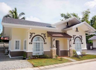 Royal Palms Tres in Dauis, Panglao Bohol - 1-Storey Single Detached 3 Bedrooms, 2 Toilet & Bath - Hermoso