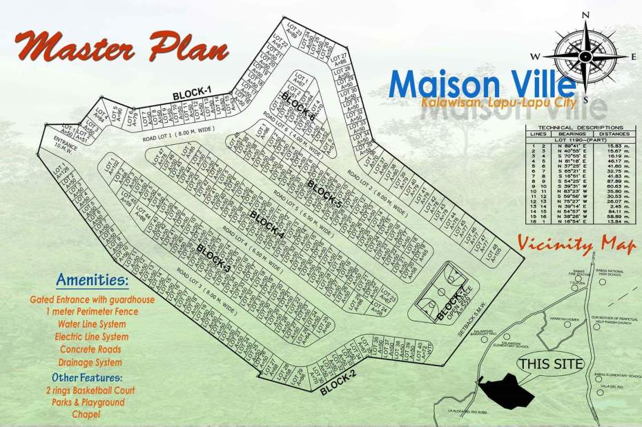 meachel.com-lot-only-forsale-cebu-lapu-lapu-maison-ville-september-2018-master-plan