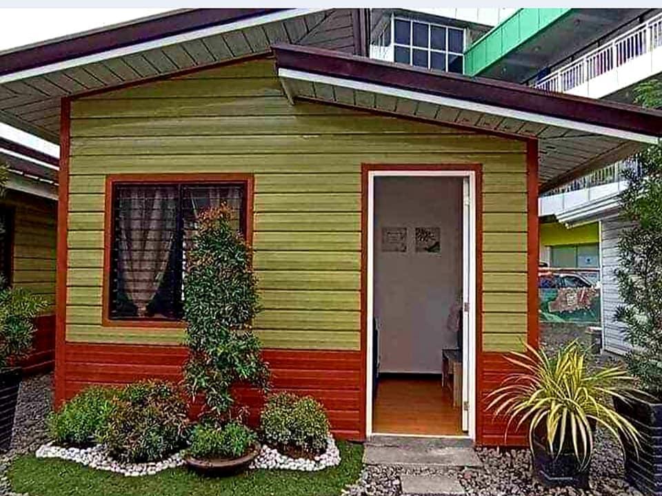 Single Homes at Olango Island, Cebu.