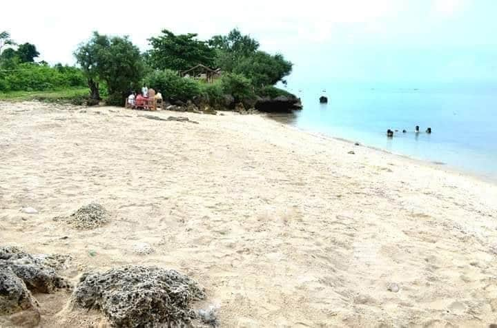 Beachfront property for you in Bantayan Island.